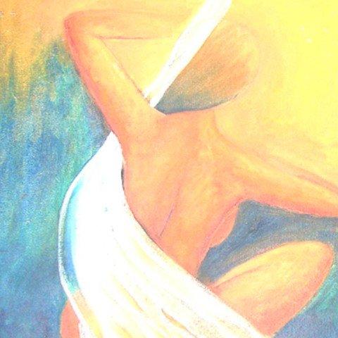 Nude in oils 2