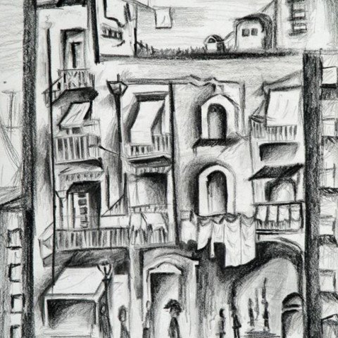 Old Cityscape