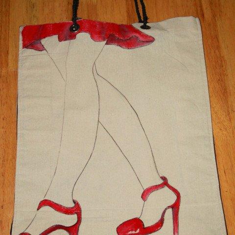 'Great Legs' Bag