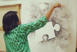 Deviba Wala at Work